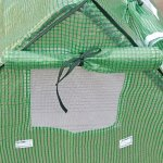 BenefitUSA-GH025-2-Outdoor-Gardening-Greenhouse-Green-0-0