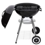 Best-Choice-Products-18in-Portable-Steel-Charcoal-Barbecue-BBQ-Grill-for-Patio-Picnic-Tailgate-wHeat-Control-Black-0-2