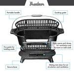 Bruntmor-Pre-Seasoned-Hibachi-Style-Portable-Cast-Iron-Charcoal-BBQ-Grill-0-1