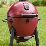 Char-Griller-E6714-Akorn-JR-Kamado-Kooker-Charcoal-Grill-0-2
