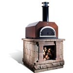 Chicago-Brick-Oven-Wood-Burning-Outdoor-Pizza-Oven-CBO-500-Countertop-Oven-0-0