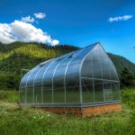 Climapod-7×12-6-MM-Twin-wall-Polycarbonate-Greenhouse-Spirit-Complete-kit-0-2