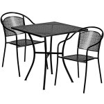 Flash-Furniture-28-Square-Indoor-Outdoor-Steel-Patio-Table-Set-with-2-Round-Back-Chairs-0