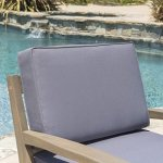Grenada-Outdoor-Grey-Finished-Acacia-Wood-4-Piece-Chat-Set-with-Dark-Grey-Water-Resistant-Cushions-0-1