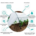 Hoop-House-Low-Tunnel-Greenhouse-for-Season-Extension-and-Winter-Gardening-by-SlavicBeauty-Durable-Reusable-Available-in-L-13Ft-195-Ft-26Ft-Folds-flat-for-storage-0-0