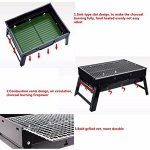 MD-Group-Camping-BBQ-Grill-Outdoor-Portable-Charcoal-Oven-Cooking-Picnic-Folded-Grill-Camping-0-1