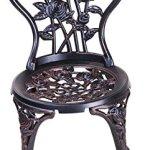 Merax-3-Piece-Cast-Aluminum-Patio-Furniture-Outdoor-Bistro-Set-Red-Copper-0-2