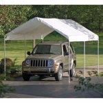 Nikkycozie-10×20-Carport-Storage-Tent-Canopy-Shelter-Garage-Party-Shade-0-0