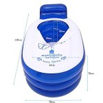 POTA-Foldable-Durable-Adult-SPA-Inflatable-Bath-Tub-with-Electric-Air-Pump-0-1