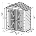Palram-SkyLight-Storage-Shed-8-x-20-0-2