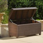 Samu-furniture-Wicker-Outdoor-Storage-Bench-Patio-Garden-Modern-0-1