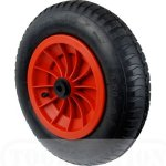 Select-Hardware-9605SF-350-mm-14-Inch-Pneumatic-Wheel-with-1-Inch-Centre-for-WheelbarrowTruckTrolley-by-Select-Hardware-0