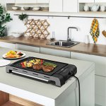 UnbrandGreat-supply-Electric-Grill-Griddle-Indoor-Barbecue-Hotplate-Non-stick-Table-Top-1120W-0-0
