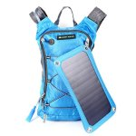 Xlightca-Solar-Charger-Backpack-65W-Solar-Panel-45L-Travel-Rucksack-with-2L-Hydration-Pouch-Perfect-for-Travel-Hiking-Camping-Biking-0