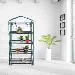 totoshop-4-Shelves-Green-house-Portable-Mini-Outdoor-Green-House-Brand-New-Garden-0-0