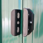 vidaXL-Garden-Shed-Metal-748x488x713-Garage-Tool-Storage-House-2-Colors-0-1