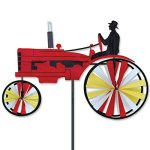 23-In-Old-Tractor-Spinner-Red-0