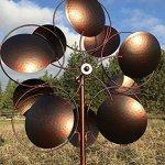 Bronzed-Inverse-Circles-Wind-Garden-Spinner-0-0