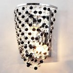 Contemporary-2-Light-Wall-Lights-with-Crystal-Drops-0-0