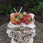 Creative-Co-op-HD5916-Distressed-Cream-Terracotta-Column-Pedestal-0-0