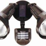 Designers-Edge-L6004BR-L-6004Br-Twin-Head-Motion-Activated-Flood-Light-with-Bulb-Shield-120-V-240-W-Par-Incandescent-240-Watt-Bronze-0