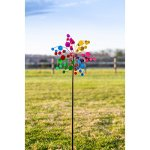 Evergreen-Confetti-Outdoor-Safe-Kinetic-Wind-Spinning-Topper-Pole-Sold-Separately-0-1