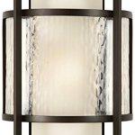 Fine-Art-Lamps-818281-Singapore-Moderne-Outdoor-Glass-Wall-Sconce-Fluorescent-Dark-Bronze-0