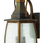 Hinkley-1200SN-Traditional-Two-Light-Wall-Mount-from-Montauk-collection-in-BronzeDarkfinish-0
