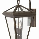 Hinkley-2560OZ-Transitional-Two-Light-Outdoor-Wall-Mount-from-Alford-Place-collection-in-BronzeDarkfinish-0