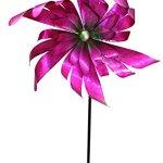 OSW-Purple-Flower-Kinetic-Wind-Garden-Spinner-0
