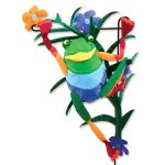 Premier-Kites-59122-Garden-Charm-Tree-Frog-Tango-26-12-Inch-0