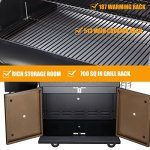 Z-GRILLS-Portable-Party-Wood-Pellet-BBQ-Grill-Smoker-450-Cooking-Area-8-in-1-Grill-in-Smoke-Bake-Roast-Braise-Braise-or-BBQ-Digital-Temperature-Controls-Free-Water-Proof-Patio-Cover-Included-0-1