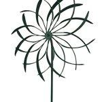 Zeckos-18-in-Metal-Garden-Stake-Flower-Wind-Spinner-Sculpture-0