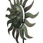 Zeckos-77X27-Metal-Sun-Face-Spinner-0-0