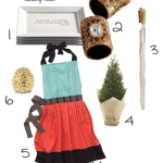 {25 Days of Gifts} Day 5: The Hostess