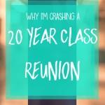 20 year class reunion weekend