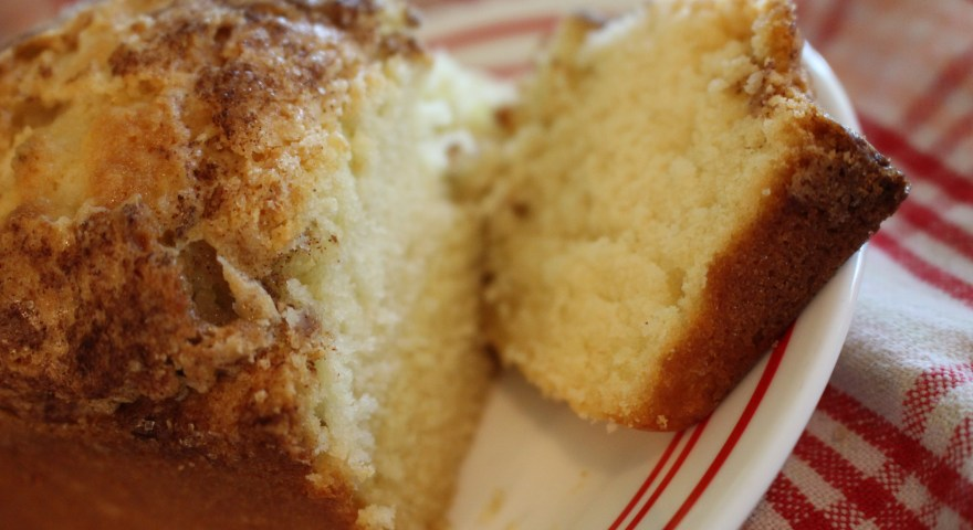Church Cookbook Classics:  Purple Ribbon Cinnamon Bread
