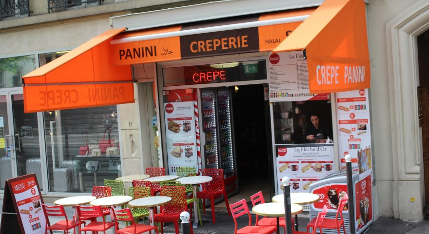 Finding Julia Child in Paris….and crepes on every street corner!