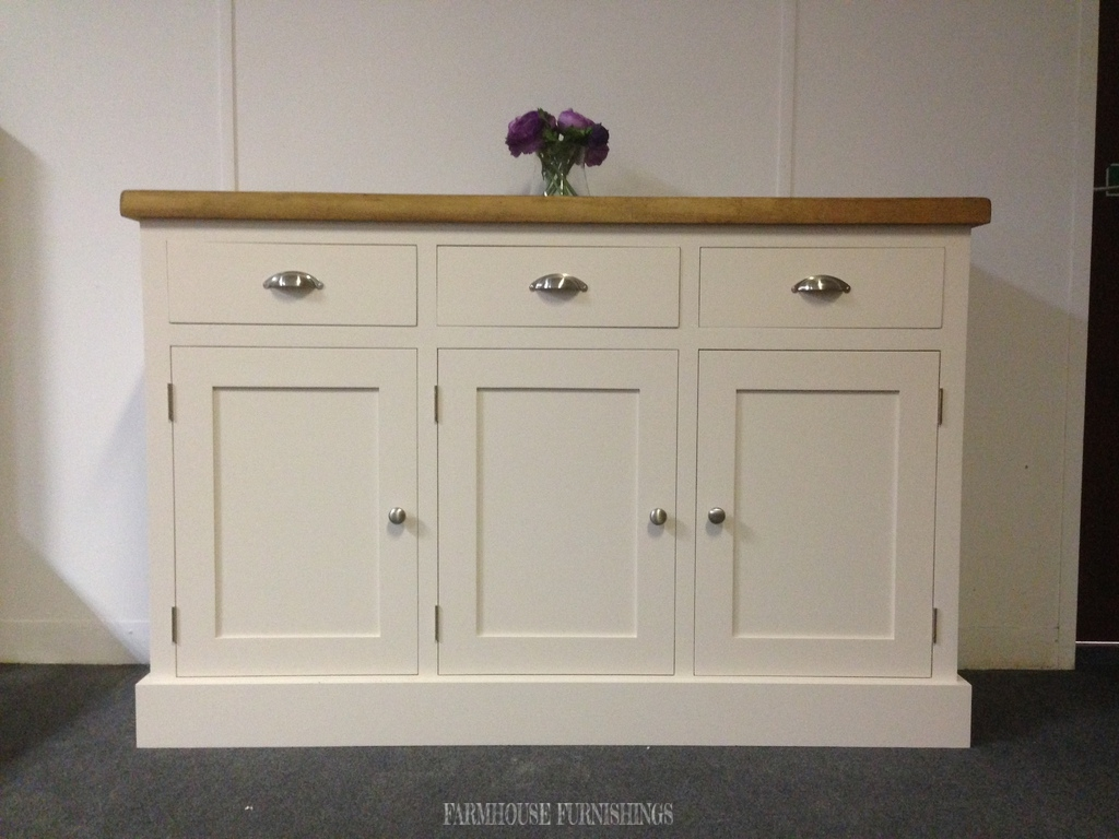 Pine Sideboard For Sale 5ft Plank Top Sideboard