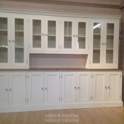 Kitchen Dresser Hotels With In Miami Huge 9ft Pine For Sale Farmhouse Furnishings