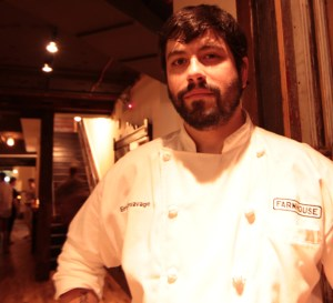 Chef Eric Farmhouse Evanston