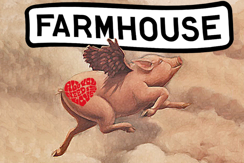 Valentine's Day 2017 at Farmhouse Chicago