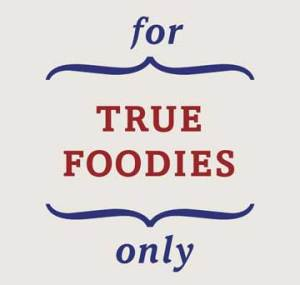 True Foodies logo