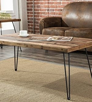 belmont home reclaimed wood and metal tables set of 3