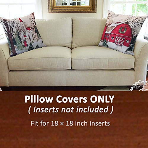 18 20 newest merry christmas pillow