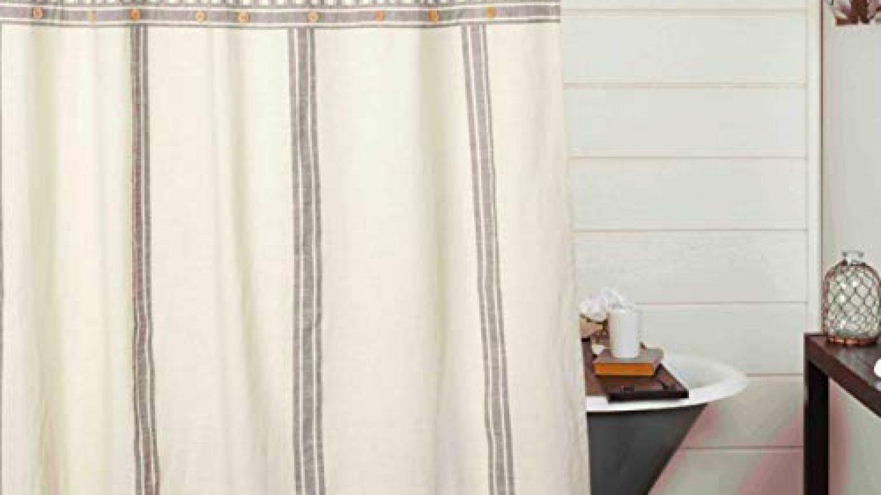 avanti linens modern farmhouse shower