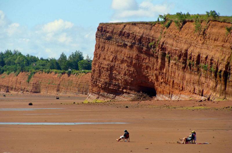 Secret Beach, Nova Scotia