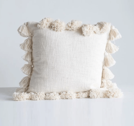 Farmhouseish - Natalie Pillow Cloth + Cabin