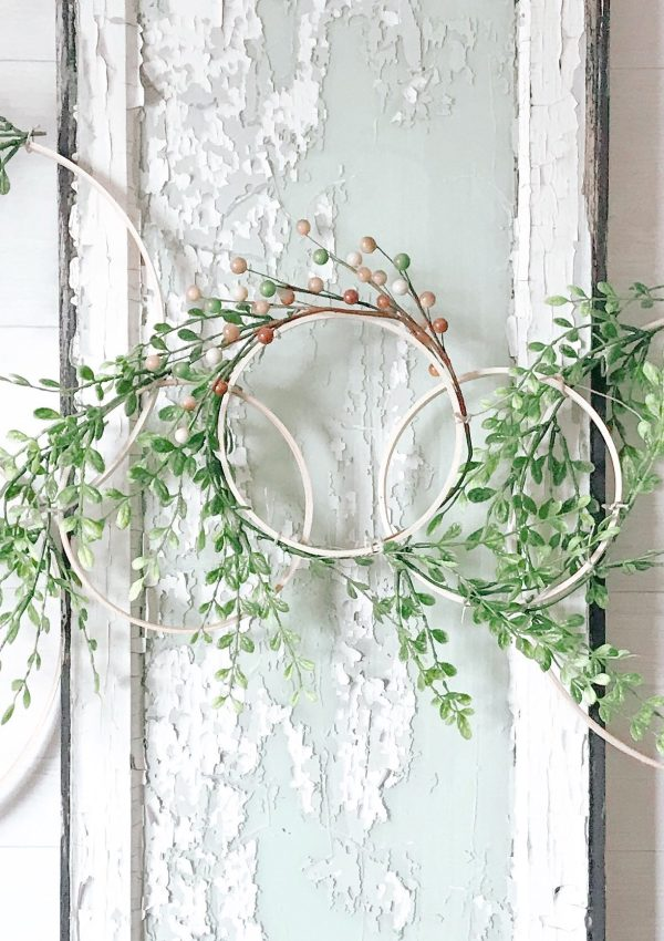6 Hoop Wreath FAQs Answered So You Can Stop Wondering How And Start Making Yours Today