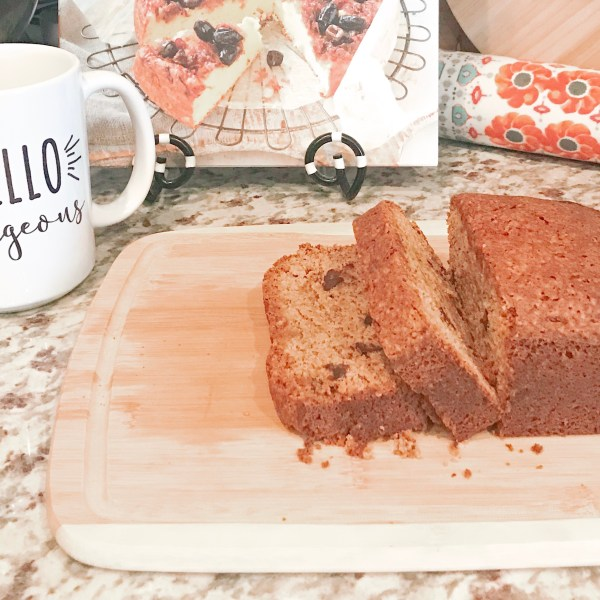 Farmhouseish - Banana Bread Recipe Feature